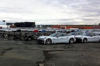 Report: 16 Fisker Karmas Burn Following Hurricane Sandy
