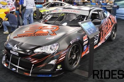 SEMA was BRZ and FR-S Heaven, as 50 Different Images Emerge