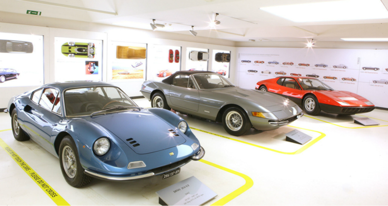 Ferrari opens Museum to pay tribute to Sergio Pininfarina