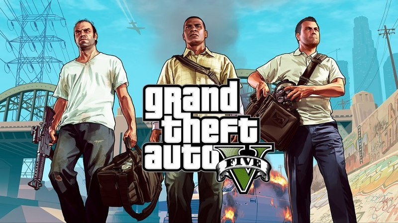 Second Trailer for Grand Theft Auto V Released