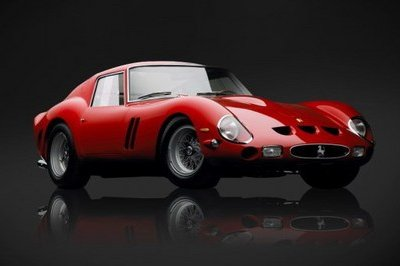 1962 Ferrari 250 GTO can be yours for $41 millions