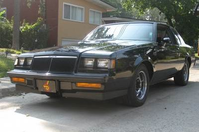 1982 - 1987 Buick Grand National | Top Speed