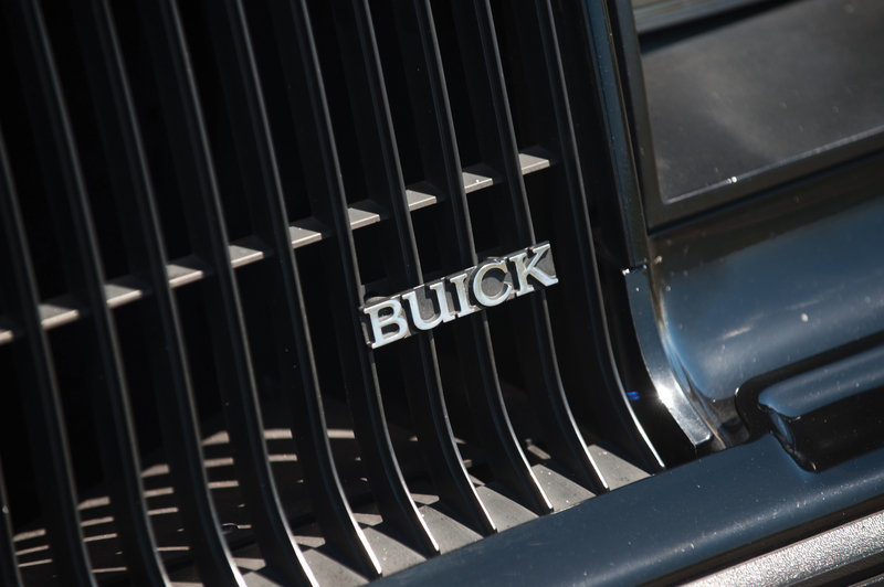 1982 - 1987 Buick Grand National Emblems and Logo Exterior - image 485858