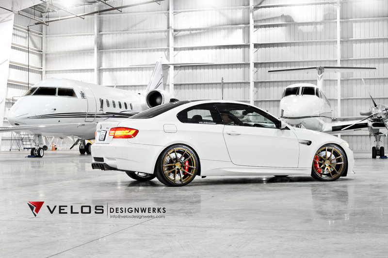 2012 BMW M3 by Velos Designwerks High Resolution Exterior - image 485723