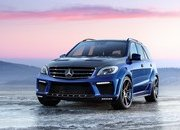 "Mercedes-Benz ML 63 AMG ""Inferno"" by TopCar"