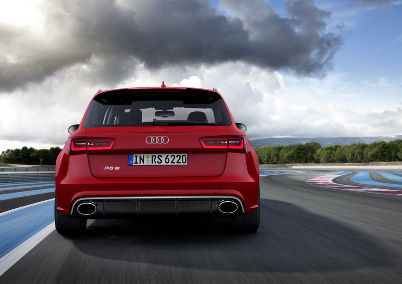 2013 Audi RS6 Avant High Resolution Exterior - image 485203
