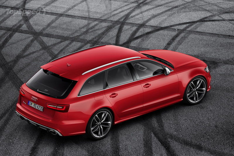 2013 Audi RS6 Avant High Resolution Exterior - image 485194