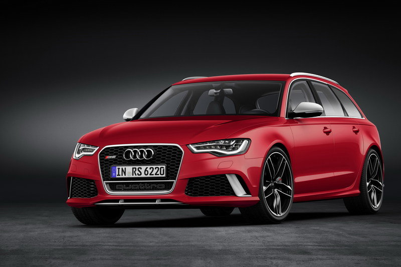 2013 Audi RS6 Avant High Resolution Exterior Wallpaper quality - image 485195