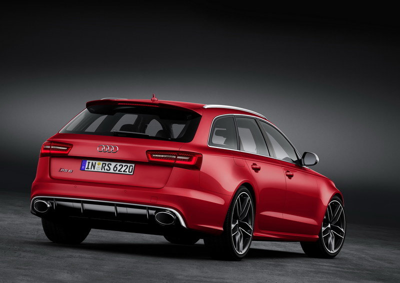 2013 Audi RS6 Avant High Resolution Exterior - image 485196