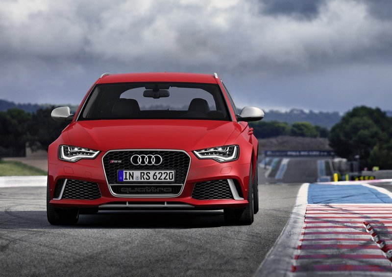 2013 Audi RS6 Avant High Resolution Exterior - image 485197