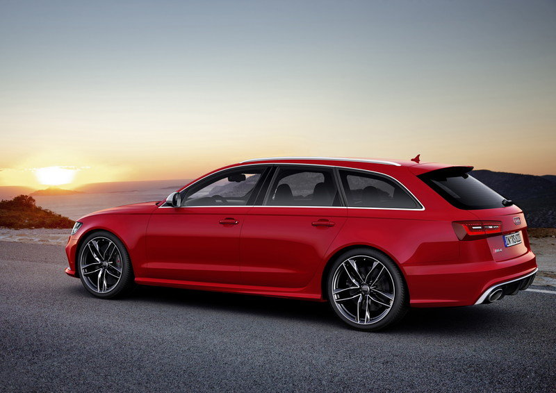 2013 Audi RS6 Avant High Resolution Exterior - image 485198