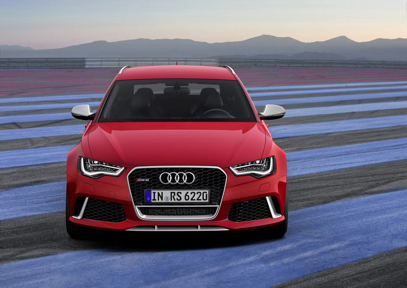 2013 Audi RS6 Avant High Resolution Exterior - image 485199