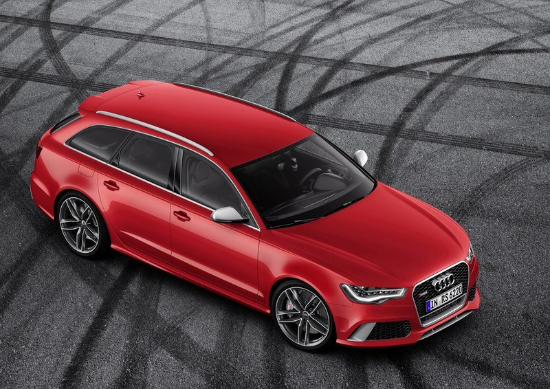 2013 Audi RS6 Avant High Resolution Exterior - image 485193