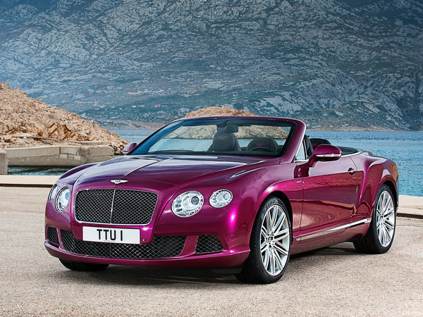 2013 bentley continental gt speed convertible pictures leak picture
