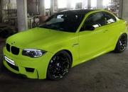 2013 BMW 1-Series M Coupe by Schwabenfolia - image 487099
