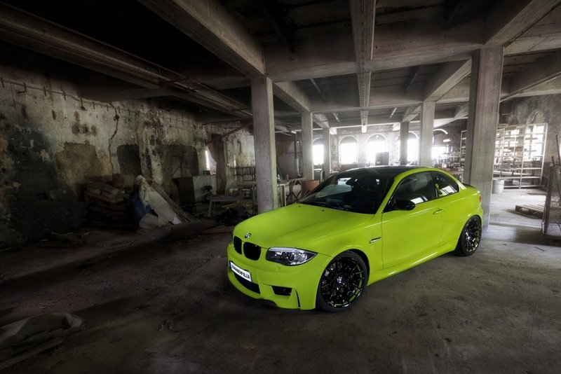 2013 BMW 1-Series M Coupe by Schwabenfolia