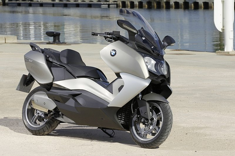 2013 BMW C 650 GT High Resolution Exterior - image 486689