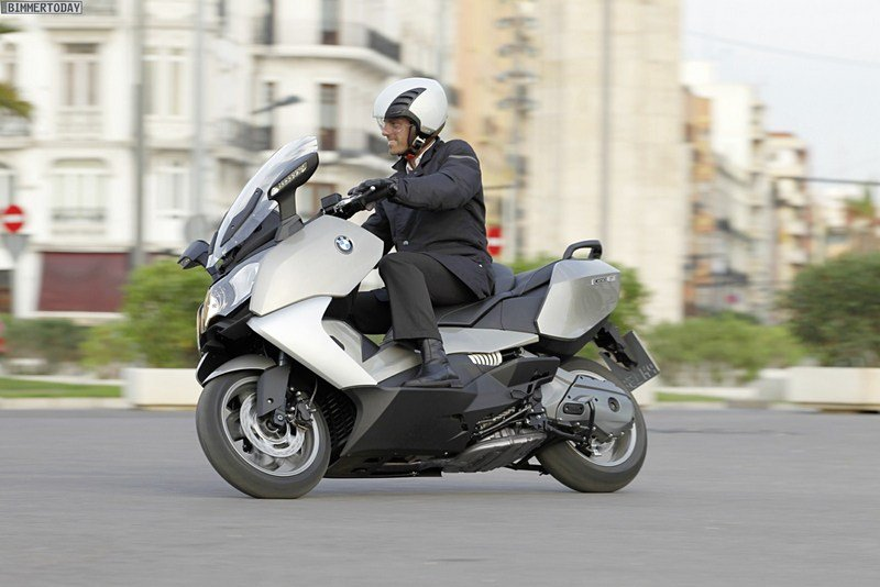 2013 BMW C 650 GT High Resolution Exterior - image 486684