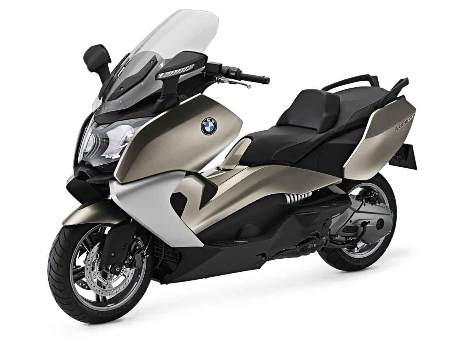 2013 BMW C 650 GT Review