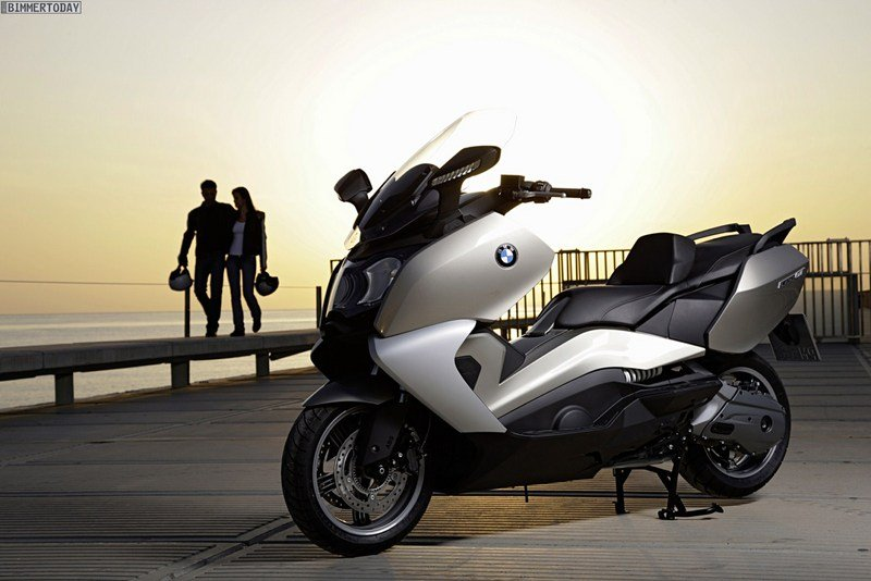 2013 BMW C 650 GT High Resolution Exterior - image 486686