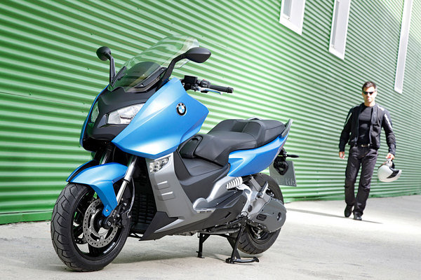 bmw c600 sport picture