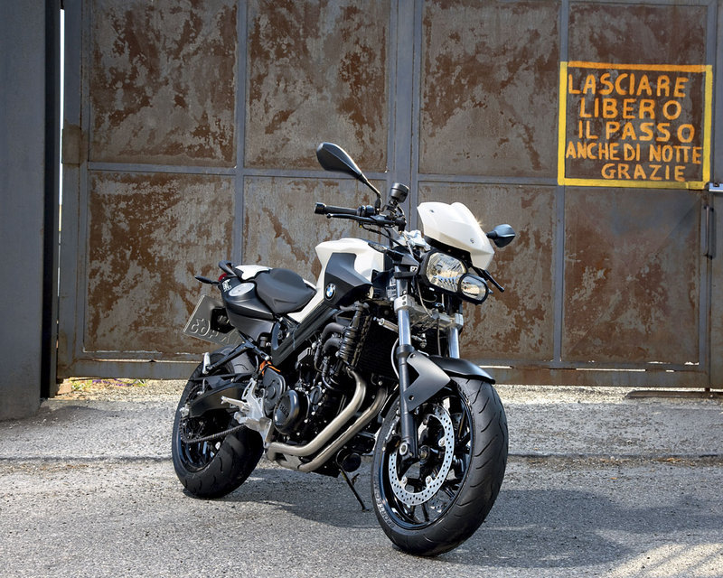 2013 BMW F800R High Resolution Exterior - image 486331