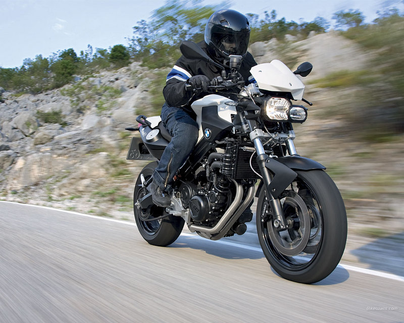 2013 BMW F800R High Resolution Exterior - image 486333