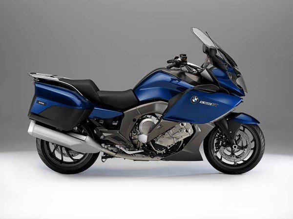 2013 BMW K 1600 GT   motorcycle review @ Top Speed