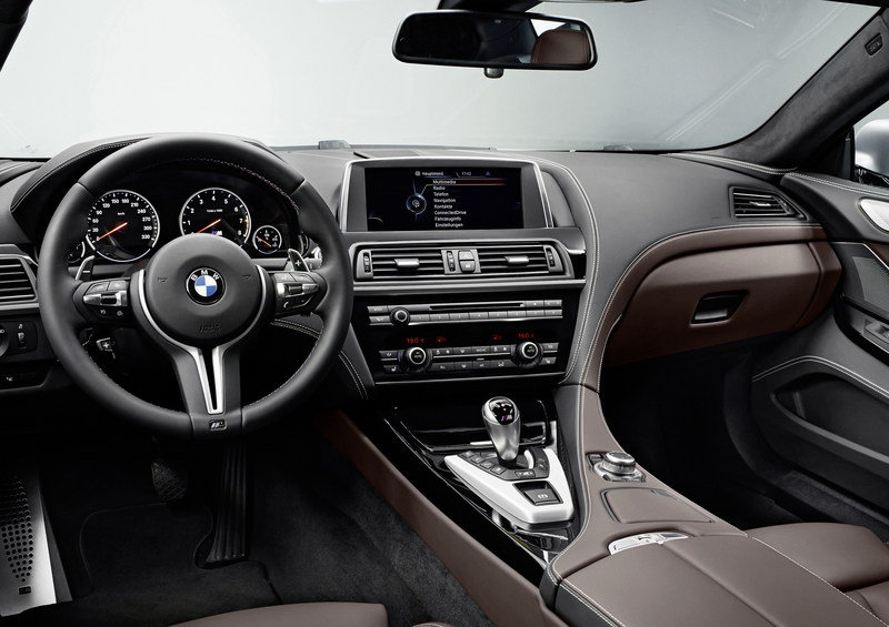 2014 BMW M6 GranCoupe High Resolution Interior - image 485983
