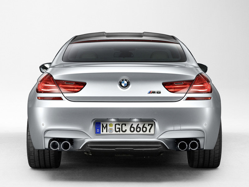 2014 BMW M6 GranCoupe High Resolution Exterior - image 485919