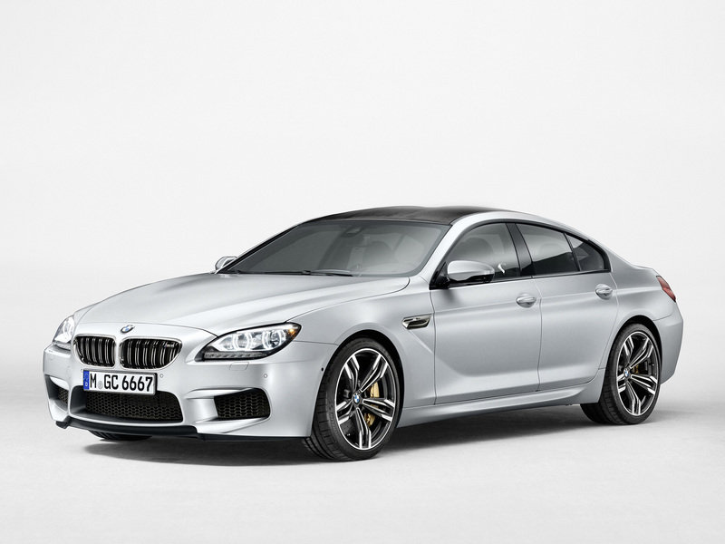 2014 BMW M6 GranCoupe High Resolution Exterior Wallpaper quality - image 485923