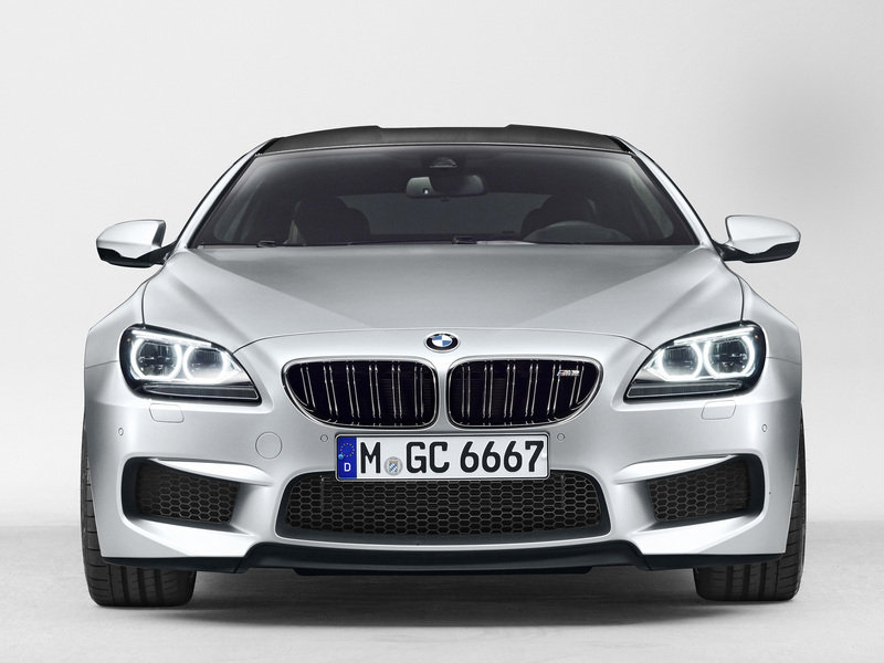 2014 BMW M6 GranCoupe High Resolution Exterior - image 485924