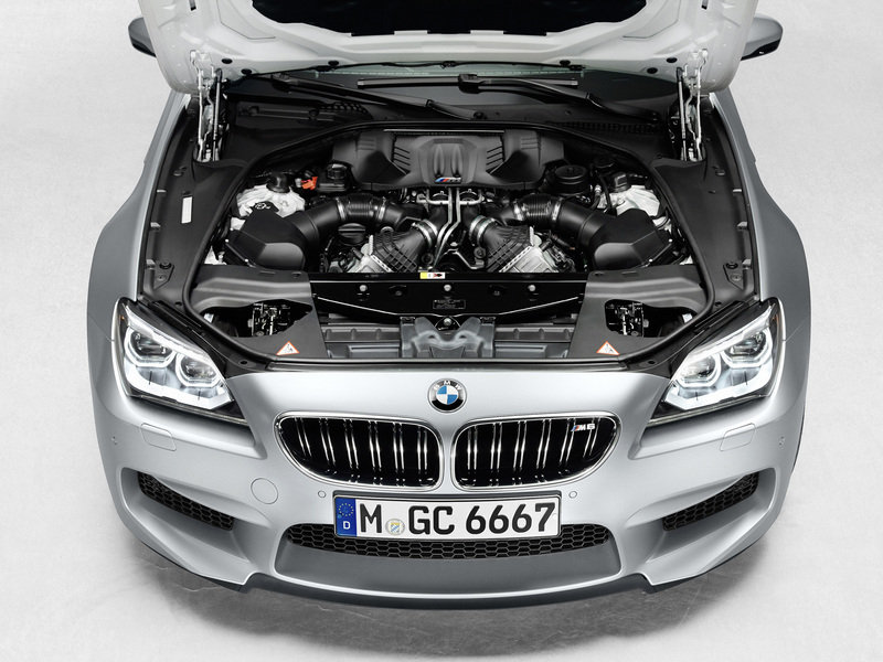 2014 Bmw M6 Grancoupe Top Speed