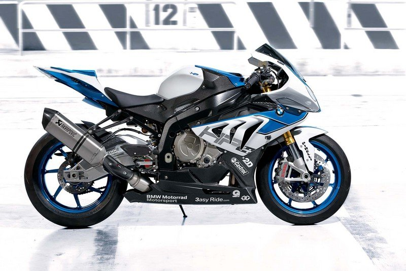 2013 BMW S1000RR HP4 High Resolution Exterior Wallpaper quality - image 486388