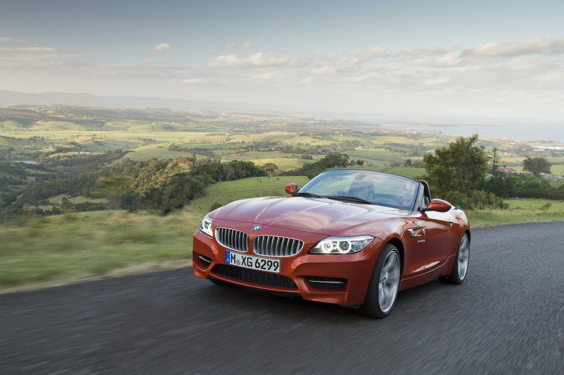 2014 BMW Z4 High Resolution Exterior Wallpaper quality - image 486867