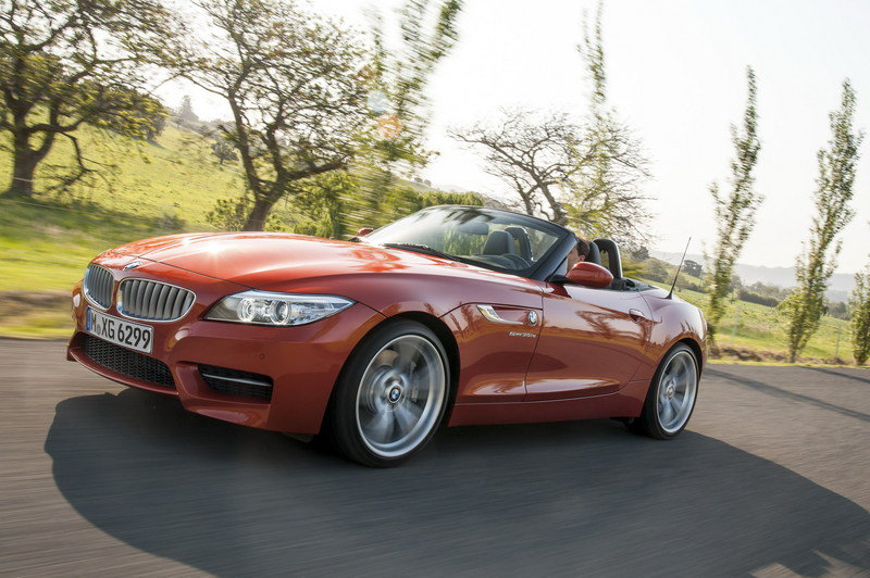 2014 BMW Z4 High Resolution Exterior - image 486888