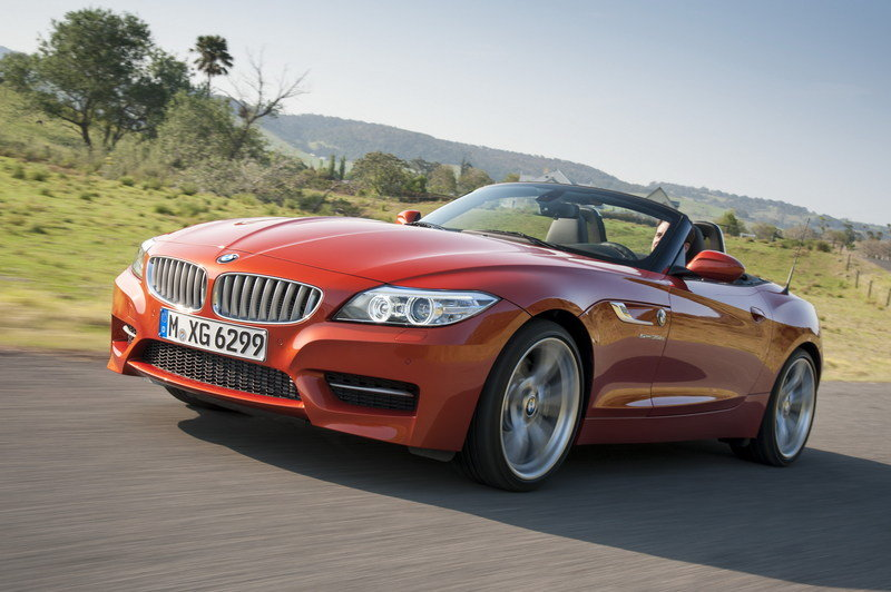 2014 BMW Z4 High Resolution Exterior - image 486889