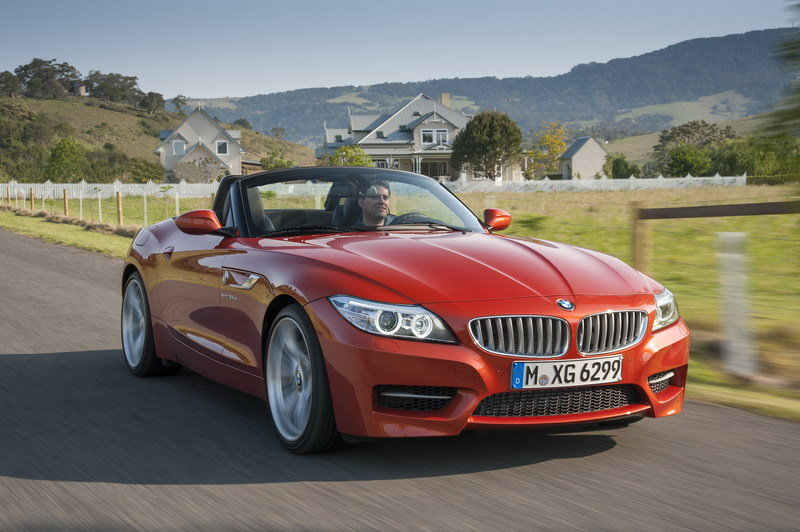 2014 BMW Z4 High Resolution Exterior Wallpaper quality - image 486890