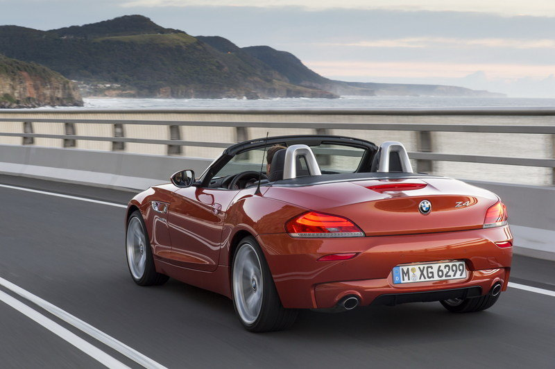 2014 BMW Z4 High Resolution Exterior Wallpaper quality - image 486899