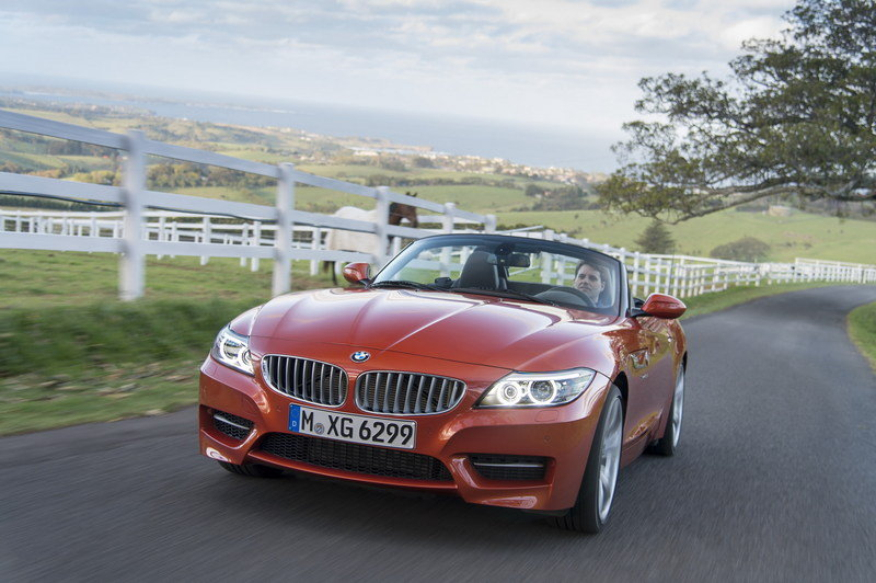 2014 BMW Z4 High Resolution Exterior - image 486901