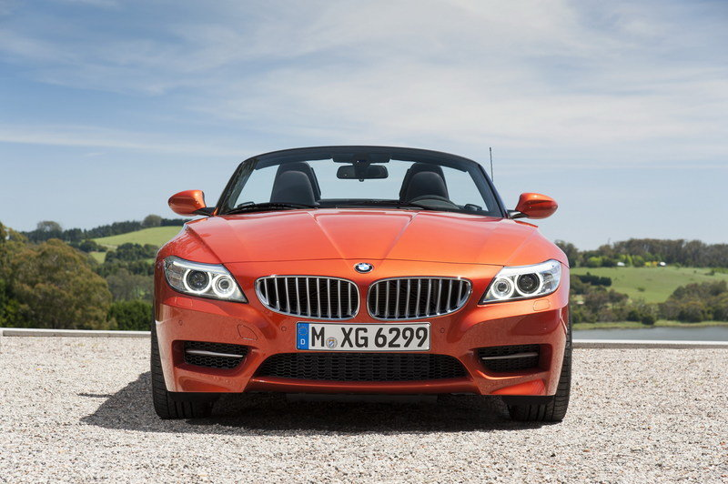 2014 BMW Z4 High Resolution Exterior - image 486859