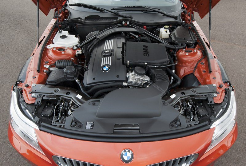 2014 BMW Z4 High Resolution Drivetrain - image 486909