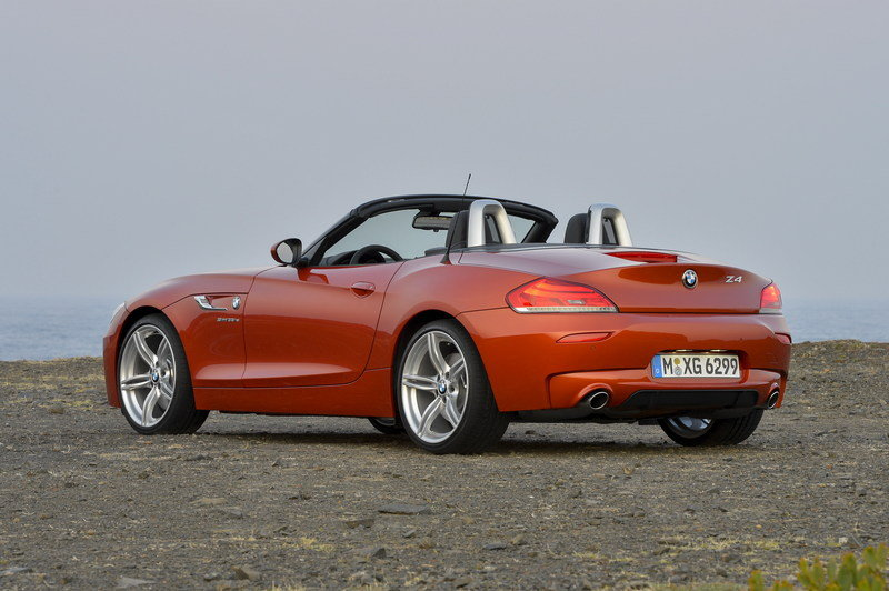 2014 BMW Z4 High Resolution Exterior - image 486922