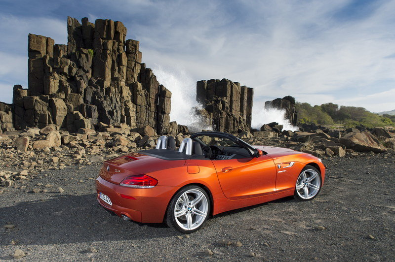 2014 BMW Z4 High Resolution Exterior - image 486948