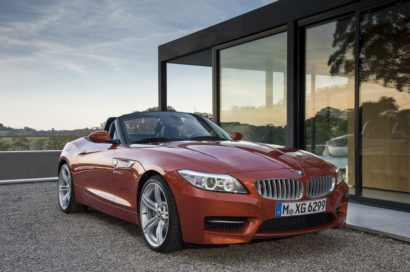 2014 BMW Z4 High Resolution Exterior - image 486953