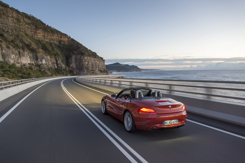 2014 BMW Z4 High Resolution Exterior - image 486865