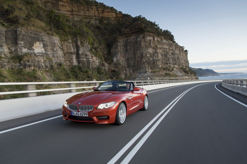 2014 BMW Z4 High Resolution Exterior - image 486866