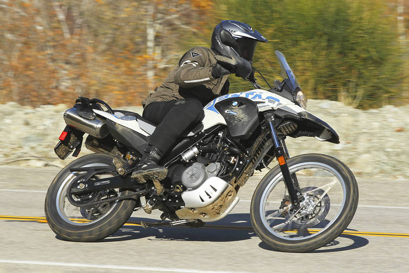 2013 BMW G650GS SERTAO High Resolution Exterior - image 486237
