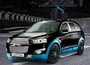 Chevrolet Captiva Freedom Rider Edition