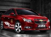 Chevrolet Cruze WTCC China Edition